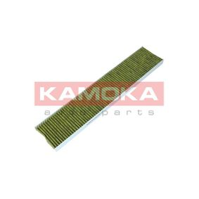Filter, Innenraumluft Länge: 536mm, Breite: 110mm, Höhe: 25mm mit OEM-Nummer 1491752