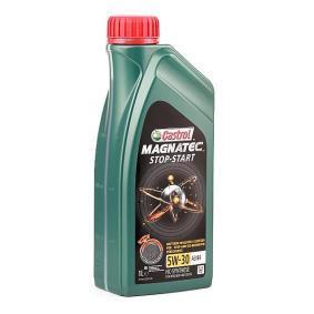 CASTROL Magnatec, Stop-Start A3/B4 15C94C Motoröl