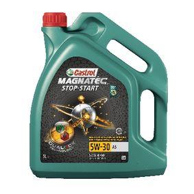 CASTROL Magnatec, Stop-Start A5 15CA44 Motoröl