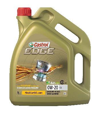 CASTROL EDGE, C5 15CC96 Olio motore