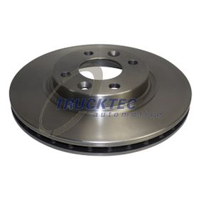Brake Disc Brake Disc Thickness: 22mm, Num. of holes: 5, Ø: 258mm with OEM Number 4020 622 12R