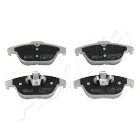 2014 Mercedes W204 C 200 CDI 2.2 (204.001) Brake Pad Set, disc brake 51-00-0505
