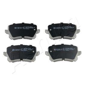Bremsbelagsatz, Scheibenbremse mit OEM-Nummer 3C0-698-451-F
