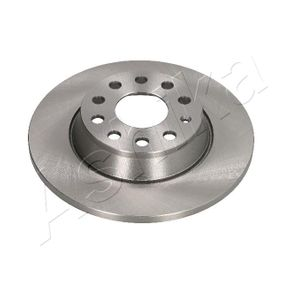 Brake Disc Brake Disc Thickness: 12mm, Num. of holes: 5, Ø: 282mm with OEM Number 5Q0 615 601G
