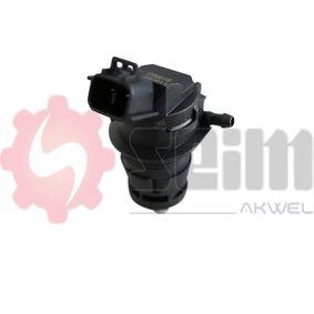 Waschwasserpumpe, Scheibenreinigung Spannung: 12V mit OEM-Nummer 8533060190