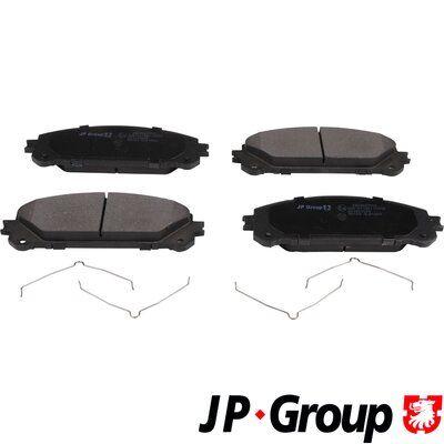 JP GROUP  4661601170 Bremsschlauch