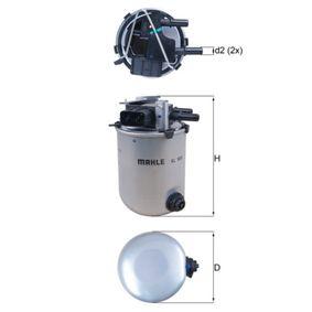 Fuel filter Article № KL 909 £ 140,00
