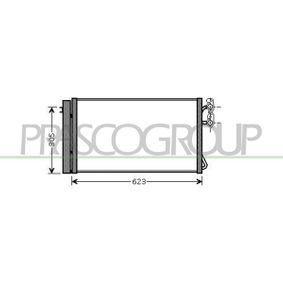 Kondensator, Klimaanlage BM024C002 1 Schrägheck (E87) 118d 2.0 Bj 2007