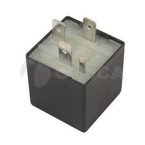 Relais, Kraftstoffpumpe Pol-Anzahl: 4-polig mit OEM-Nummer 357 906 381 A