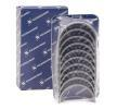 Kurbelwellenlagerschale für VW TOURAN (1T1, 1T2) 1.9 TDI 105 PS ab Baujahr 08.2003 KOLBENSCHMIDT Kurbelwellenlager (77553600) für