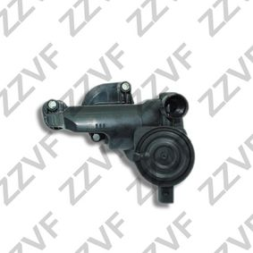 Oil Trap, crankcase breather with OEM Number 036 103 464 AH