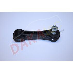 Rod / Strut, stabiliser Length: 105mm with OEM Number 1J0411315J+