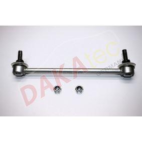 Rod / Strut, stabiliser Length: 255,0mm with OEM Number 1 127 648