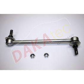 Rod / Strut, stabiliser Length: 248mm with OEM Number 8200605381