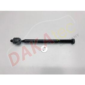 2011 Mazda 3 BL 1.6 MZR CD Tie Rod Axle Joint 140081