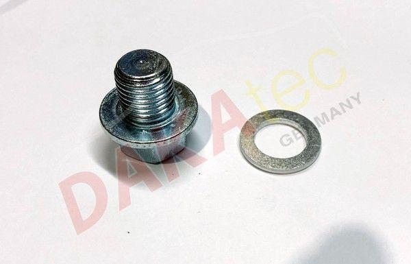 DAKAtec  30507 Tapón roscado, colector de aceite