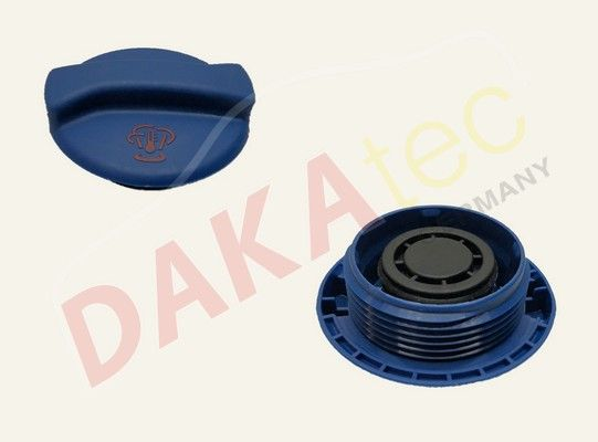 DAKAtec  3087008 Tapón, depósito de refrigerante