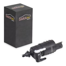Waschwasserpumpe, Scheibenreinigung Spannung: 12V mit OEM-Nummer 7700 430 702