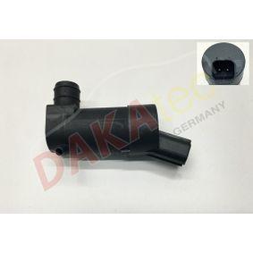 Bomba de agua de lavado, lavado de parabrisas 40017W MONDEO 3 (B5Y) 2.5 V6 24V ac 2005
