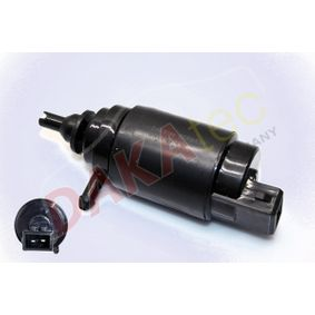 Water Pump, window cleaning Voltage: 12,0V with OEM Number 1450184