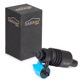 Waschwasserpumpe, Scheibenreinigung Spannung: 12,0V mit OEM-Nummer 1T0 955 651 A