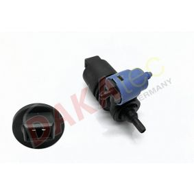 Water Pump, window cleaning Voltage: 12,0V, Number of connectors: 2 with OEM Number 1 450 185