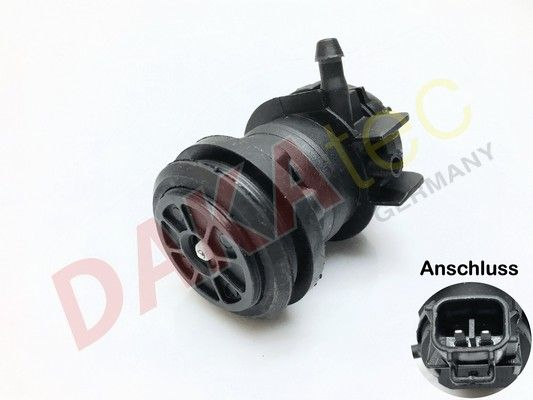 DAKAtec  40050W Water Pump, window cleaning Number of Poles: 2-pin connector