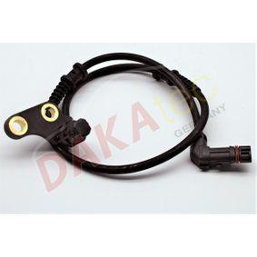 Sensor, Raddrehzahl mit OEM-Nummer 170 5400 817