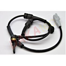 Sensor, Raddrehzahl Pol-Anzahl: 2-polig mit OEM-Nummer 14 938 82080