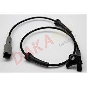 Sensor, Raddrehzahl Länge über Alles: 730mm mit OEM-Nummer 4545C1
