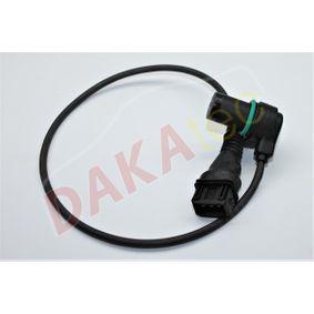 Sensor, posición arbol de levas Número de polos: 3polos, Long. cable: 415mm con OEM número 12.14.7.539.165