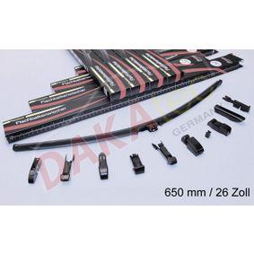 Törlőlapát 8065026 E-osztály Sedan (W211) E 220 CDI 2.2 (211.006) Év 2005