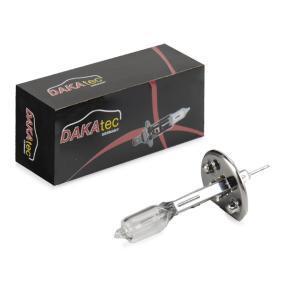 Glühlampe, Hauptscheinwerfer mit OEM-Nummer 5 016 710