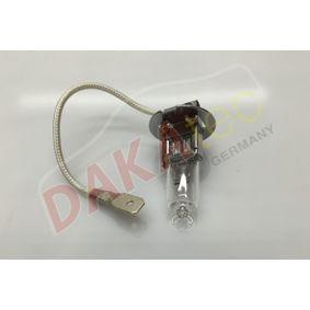 Bulb, headlight H3, PK22s, 55W, 12V 950002 VW GOLF, POLO, PASSAT