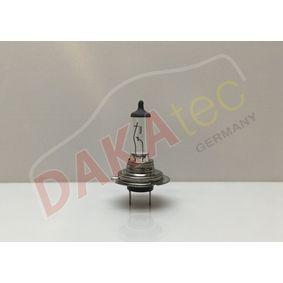 Ampoule, projecteur principal avec OEM numéro 10044613