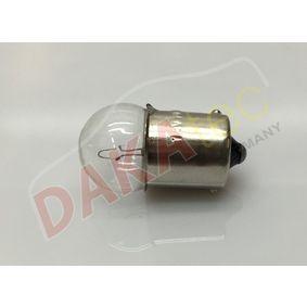Крушка с нагреваема жичка, главни фарове R10W, BA15s, 10ват, 12волт 950009/10
