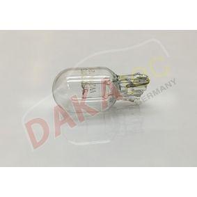 Крушка с нагреваема жичка, главни фарове W21W, W3x16d, 21ват, 12волт 950016/10