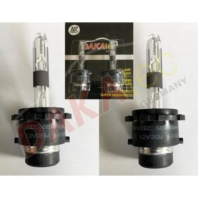Bulb, headlight with OEM Number 0025443294