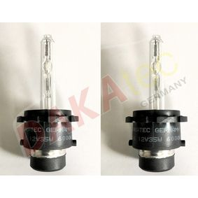 Glühlampe, Hauptscheinwerfer D4S (Gasentladungslampe), P32d-5, 35W, 12V 950032