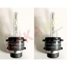 Glühlampe, Hauptscheinwerfer D4S (Gasentladungslampe), P32d-5, 35W, 12V 950032 TOYOTA AVENSIS, RAV 4, AURIS