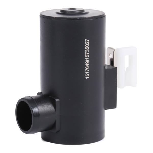 Windscreen Washer Pump RIDEX 794W0016 4064138085670
