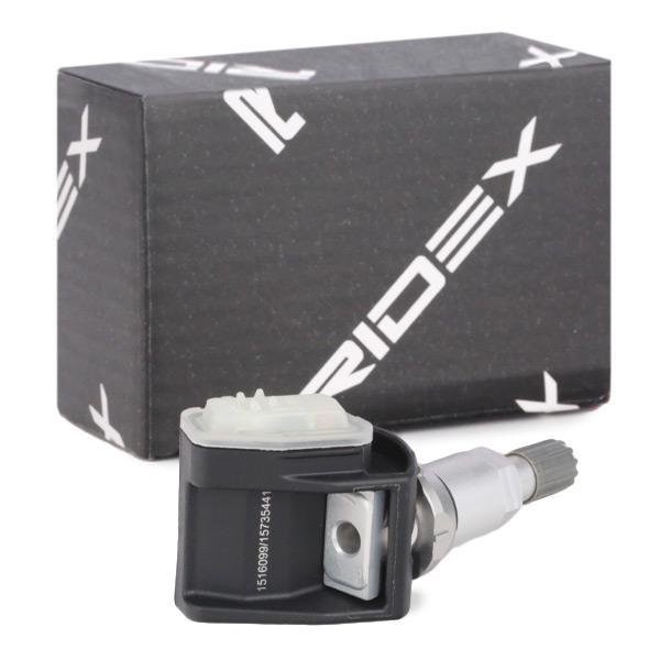 Sensore ruota, Press. gonf. pneumatici-Sistema controllo RIDEX 2232W0084 conoscenze specialistiche