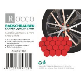Kappe, Radmutter 0109 GIULIETTA (940) 1.4 TB (940FXB1A) Bj 2015