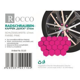 Kappe, Radmutter 0110 IMPREZA Schrägheck (GR, GH, G3) 2.5 WRX S AWD Bj 2010