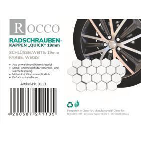 Kappe, Radmutter 0113 323 P V (BA) 1.3 16V Bj 1997