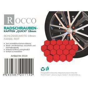 Kappe, Radmutter 0114 GIULIETTA (940) 1.4 TB Bj 2014