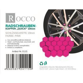 Kappe, Radmutter 0115 GIULIETTA (940) 1.4 TB (940FXB1A) Bj 2013