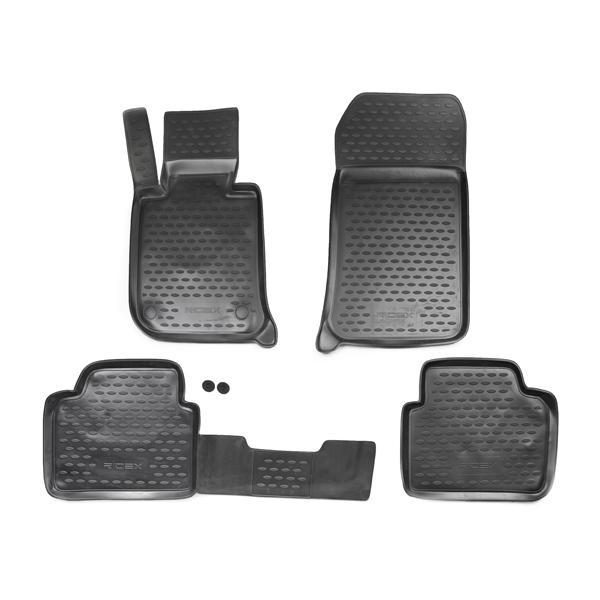 Autofußmatten RIDEX 215A0008 4064138183604
