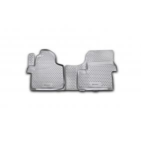 Conjunto de tapete de chão 215A0020 MERCEDES-BENZ SPRINTER 3,5-t Caixa (906)