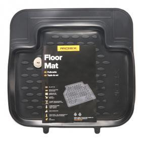 Floor mat set Size: 41 x 37 215A0044